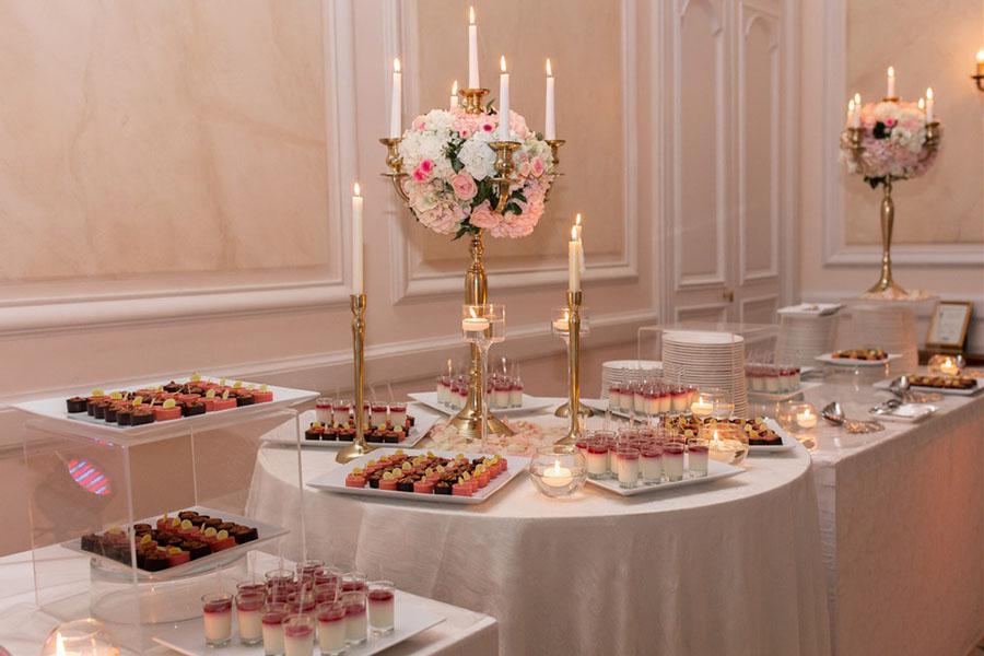Le Dessert des Mariés