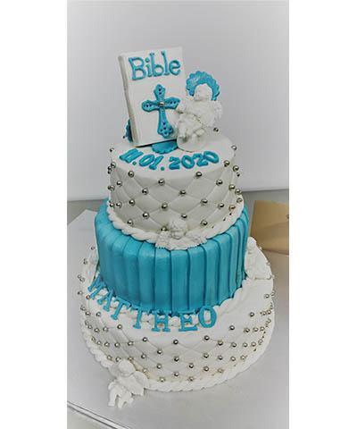 Menu traiteur baptême